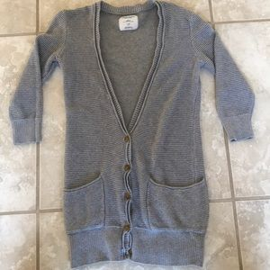 American Eagle Long Cardigan - Size Small